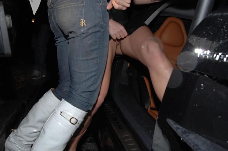 Britney Spears uten undertøy