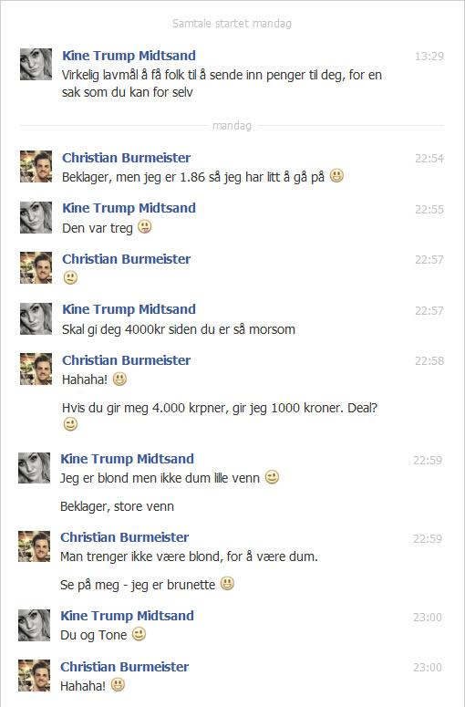 Hater Christian Burmeister