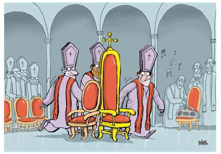 Valget av Pave Frans