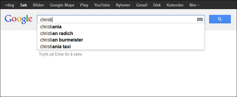 Christian Burmeister Google