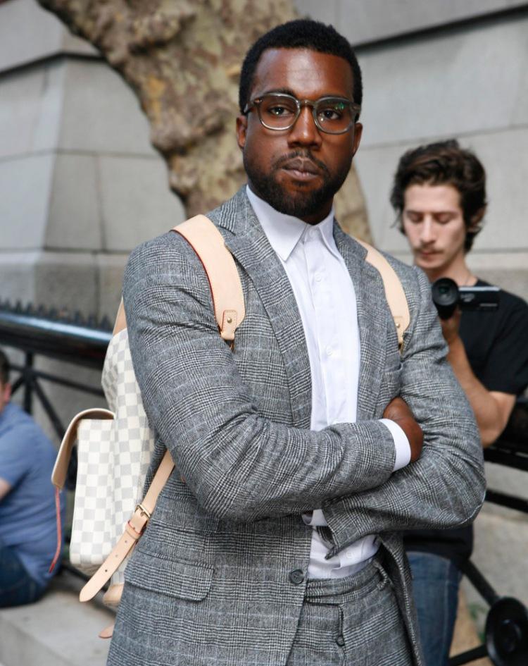 Kanye West - Louis Vuitton