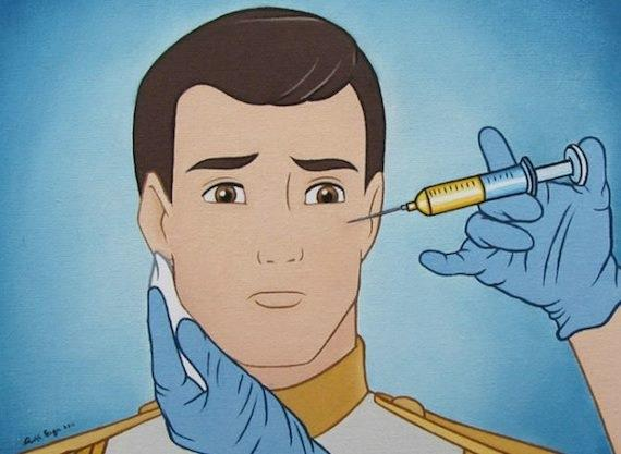 Disney - Botox til prinsen