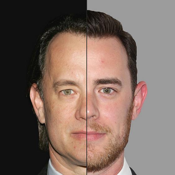Tom Hanks og Colin Hanks