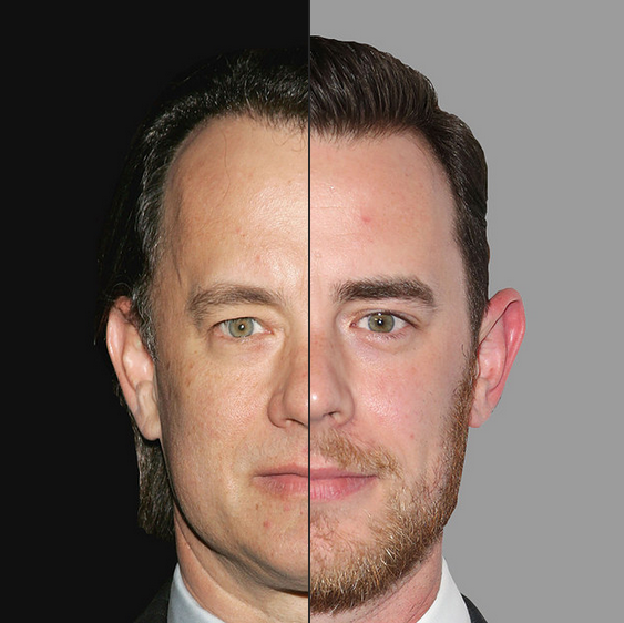 Tom Hanks og Colin Hanks