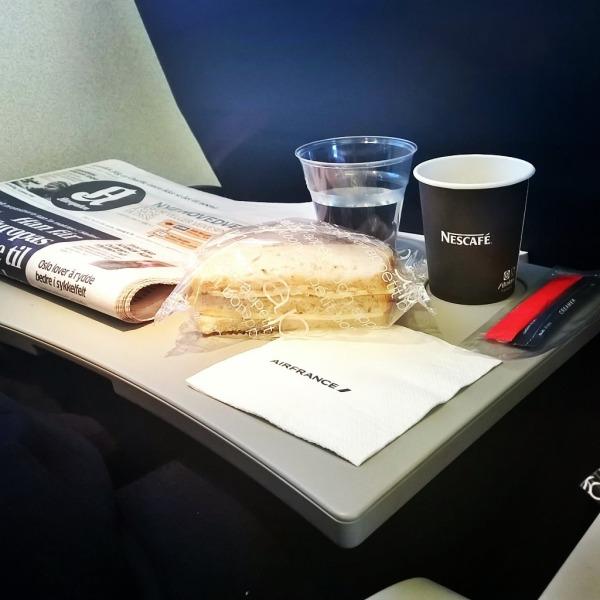 Air France - Frynsegoder