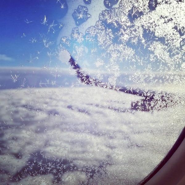 Air France - Utsikt