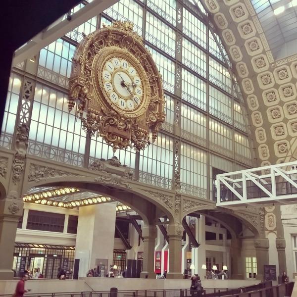 Klokken musee d'Orsay