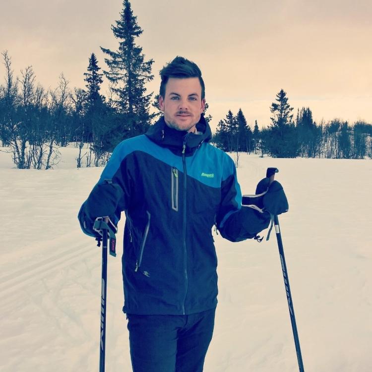 Christian Burmeister - Skitur