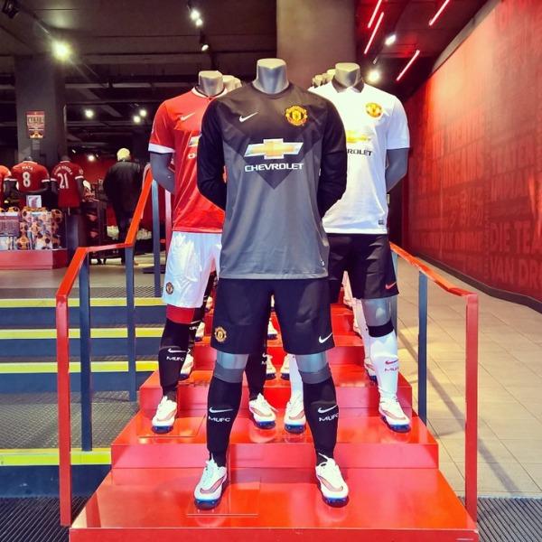 Manchester United drakt