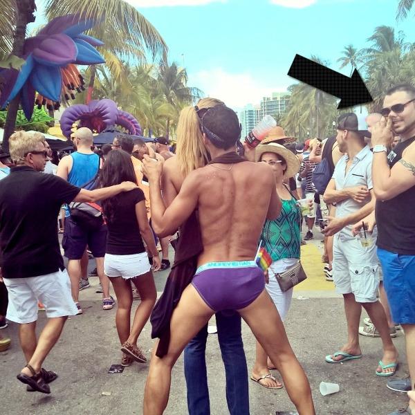 12.04.15 - Gay Pride Miami 2