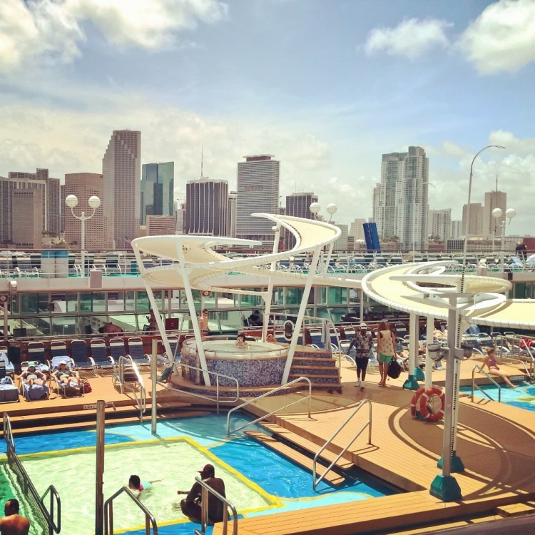 13.04.15 - Majesty og the seas og Miami