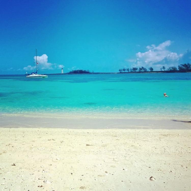 14.04.15 - Nassau, grønt vann