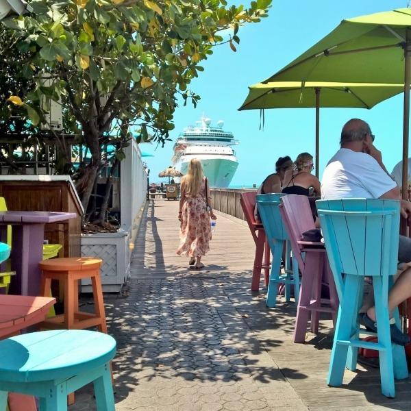 16.04.15 - Key West og Majesty of the Seas