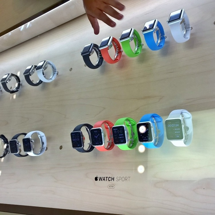 18.04.15 - Apple Watch i Miami