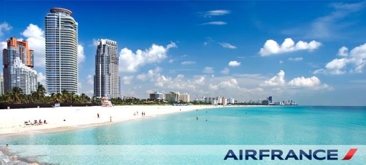 Miami - Air France