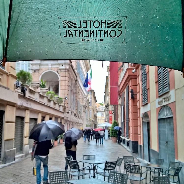 23.05.15 - Regn i Genova