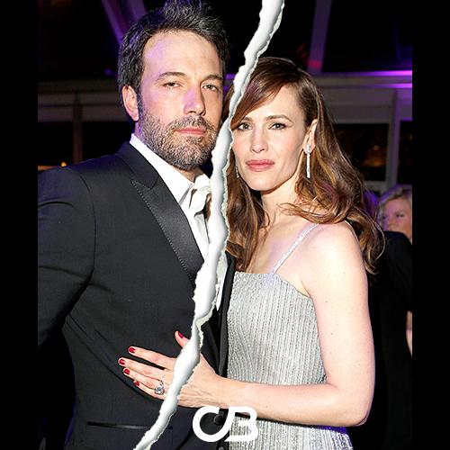 Slutt mellom Ben Affleck og Jennifer Garner