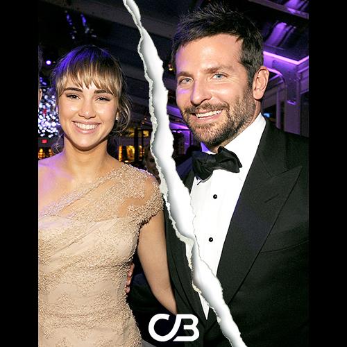 Slutt mellom Suki Waterhouse og Bradley Cooper