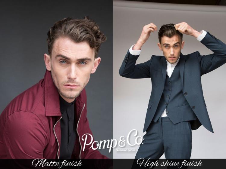 Pomp & Co hårprodukter.fw