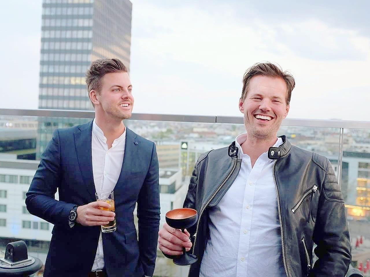 Christian Burmeister og Tinius