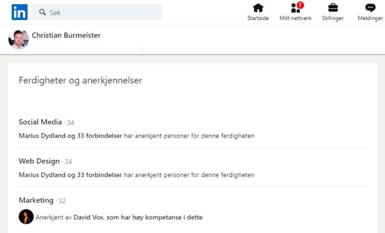 Christian Burmeister - Linkedin